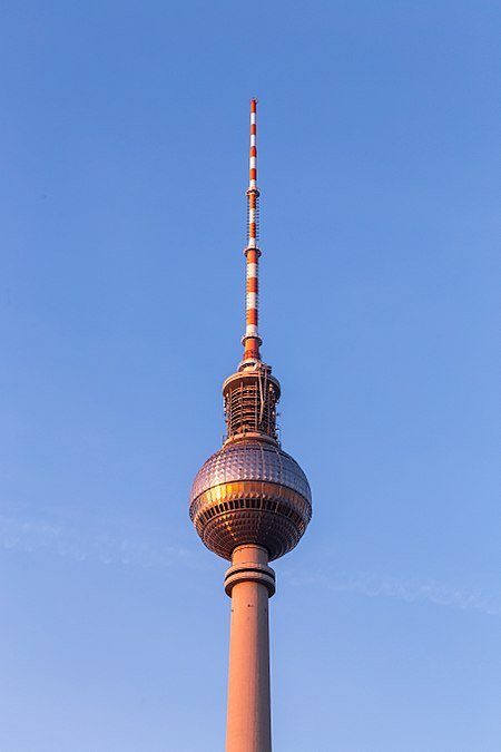 HD Fernsehturm Berlin