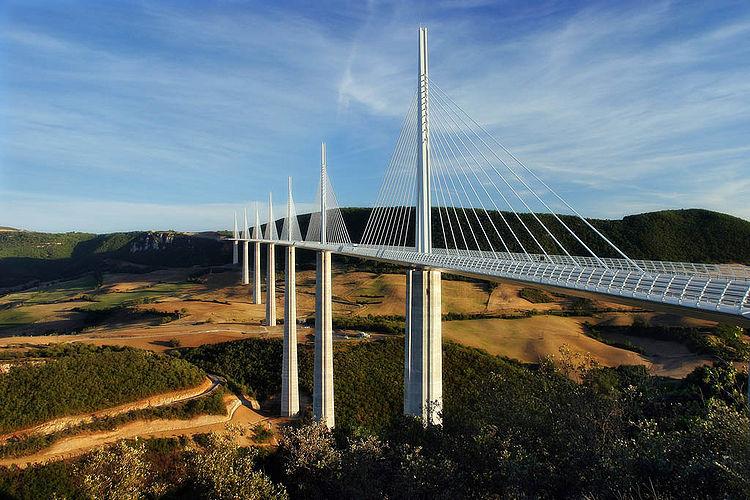 HD Millau Viaduct