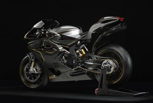 Heavy Bike MV Agusta F4 Claudio