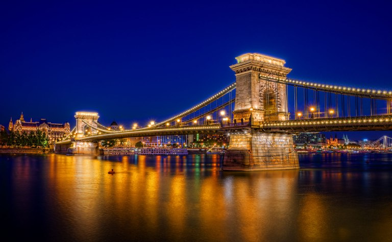 Hungray Chain Bridge
