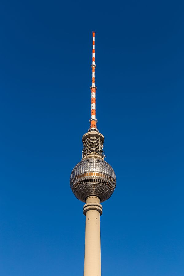 Nice Fernsehturm Berlin
