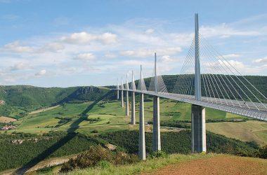 Nice Millau Viaduct