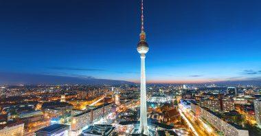 Super Fernsehturm Berlin
