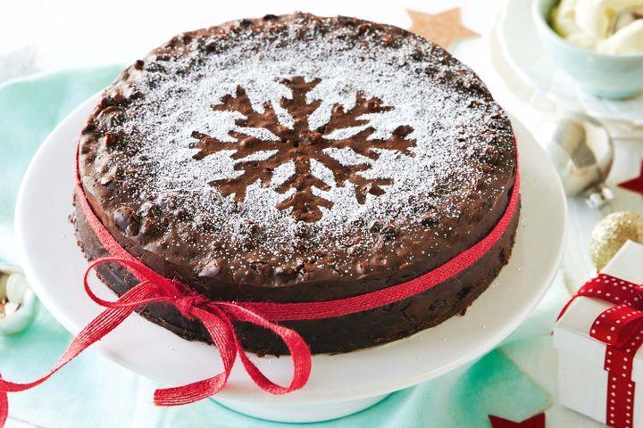 Top Christmas Cake