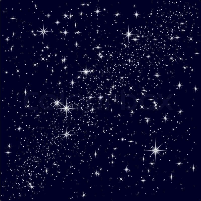 Art Starry Sky
