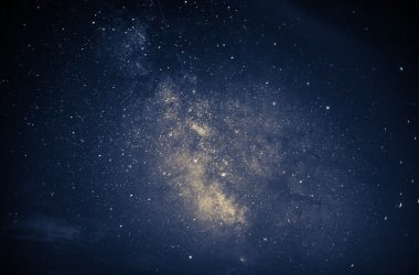 Beautiful Starry Sky 24169
