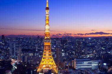 Beautiful Tokyo Tower
