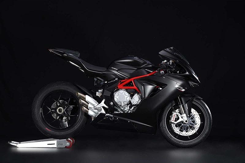 Black MV Agusta F3 800