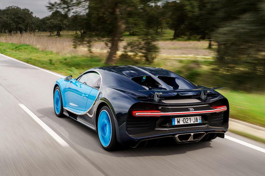 HD Bugatti Chiron