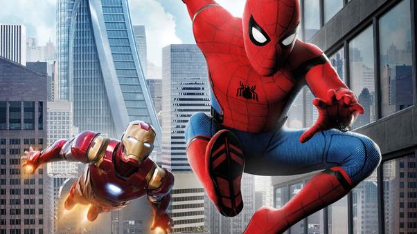 HD Spider Man 4K