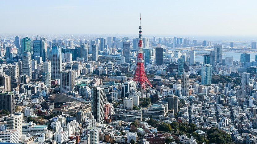 HD Tokyo Tower