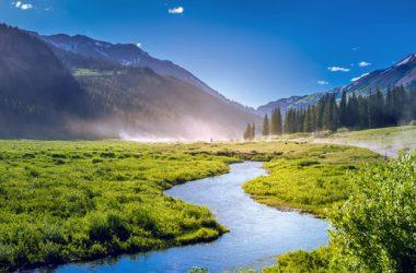 Natural Landscape 4K
