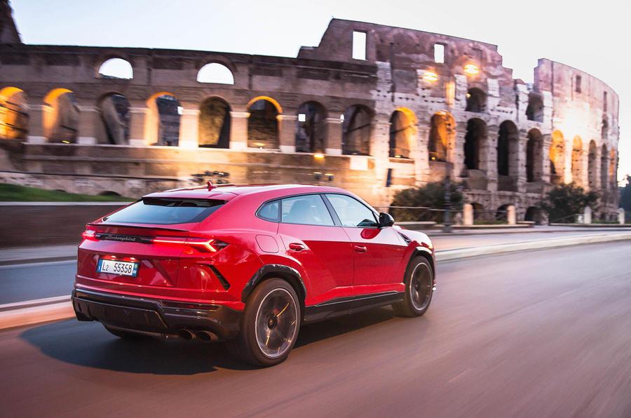 Nice Lamborghini Urus