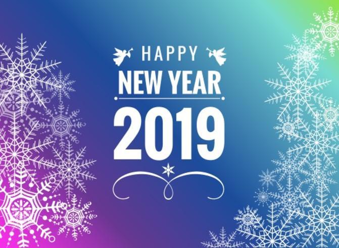 Nice New Year Background