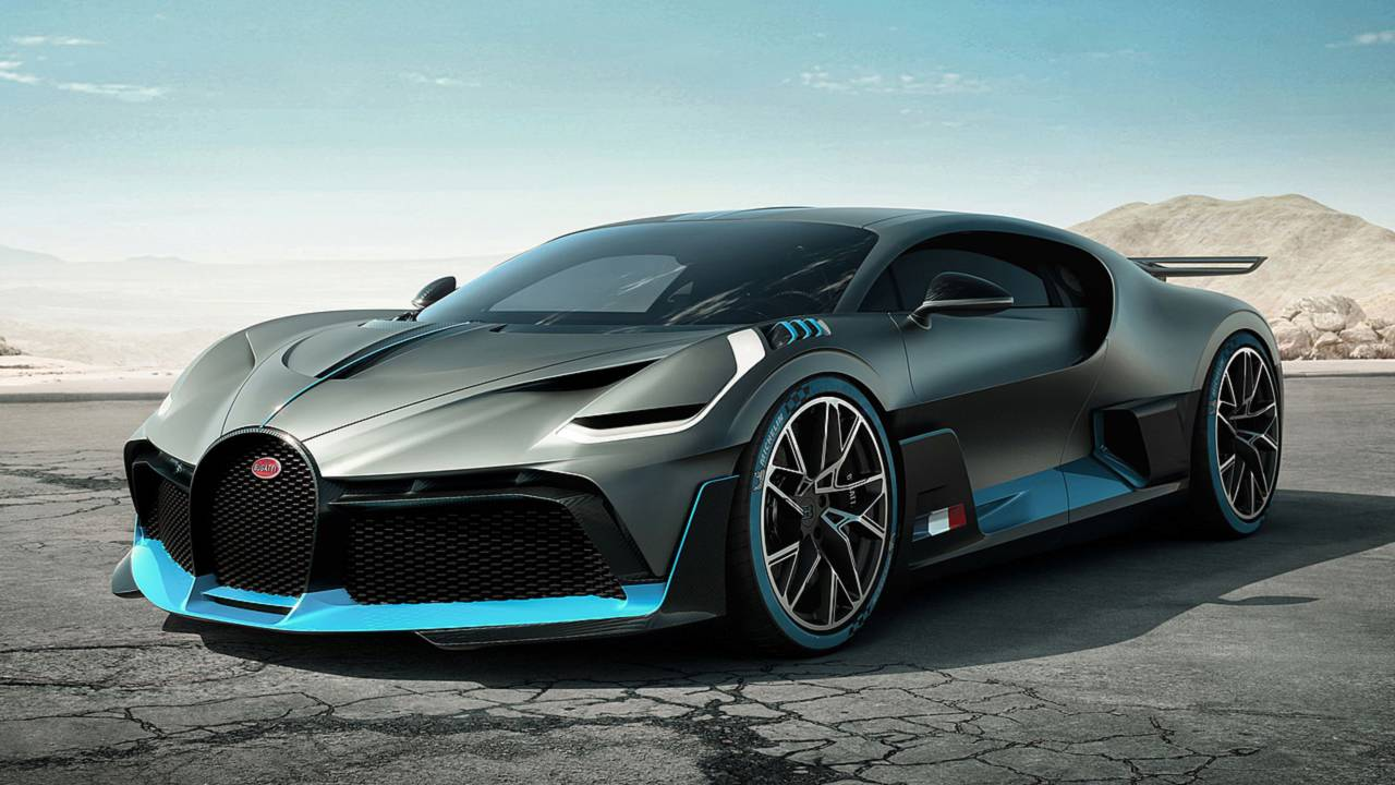 Top Bugatti Chiron