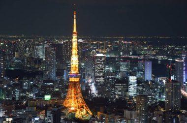 Top Tokyo Tower