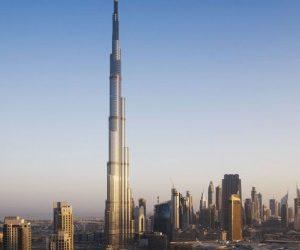 Widescreen Burj Khalifa
