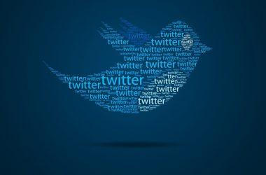 3D Twitter Wallpaper