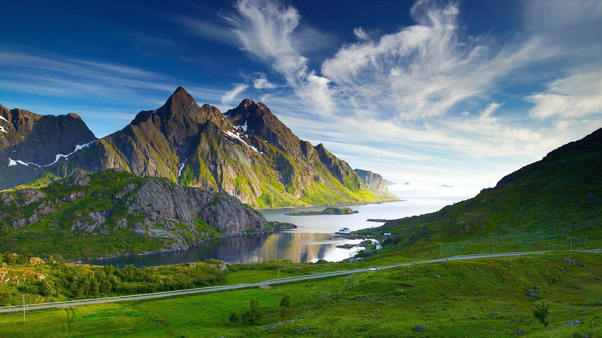 Landscape Wallpaper HD 1080p