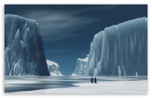 Lovely Antarctica Wallpaper