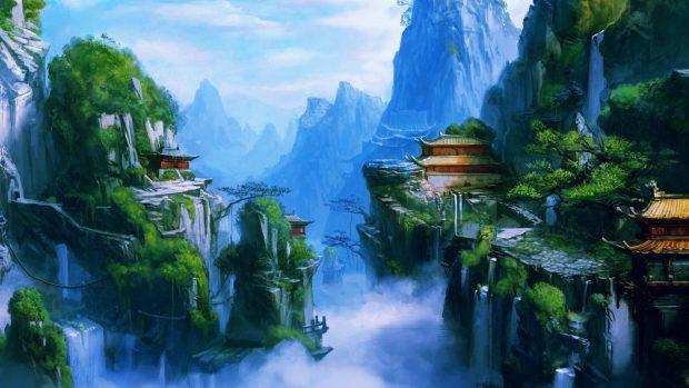 Mountain Nature Wallpaper HD