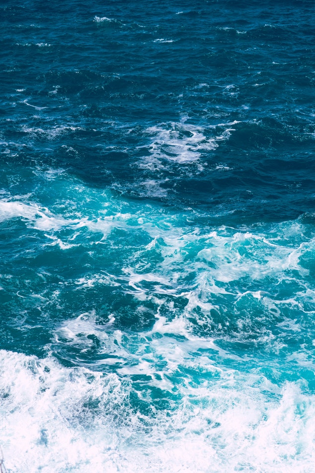 Natural Sea Wallpaper
