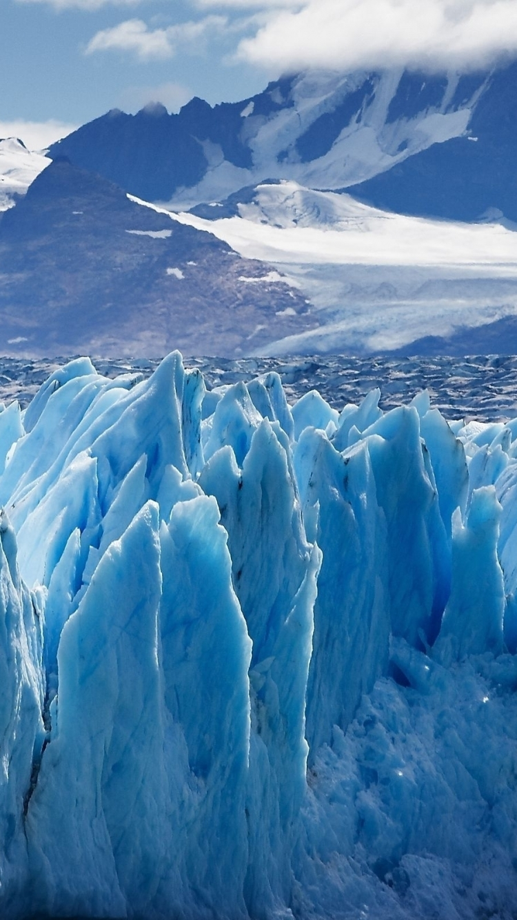Top Glacier Backgrounds