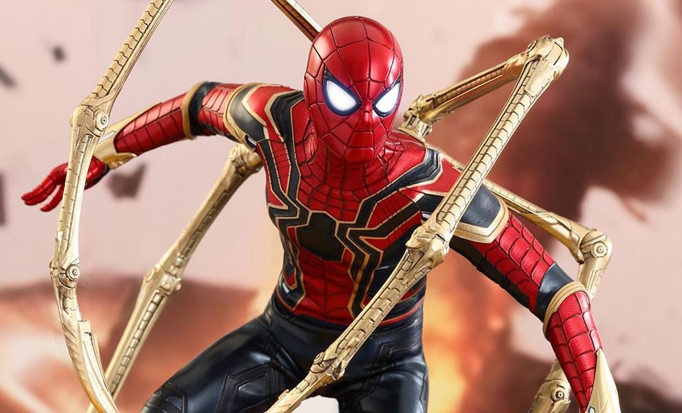 3D Iron Spider