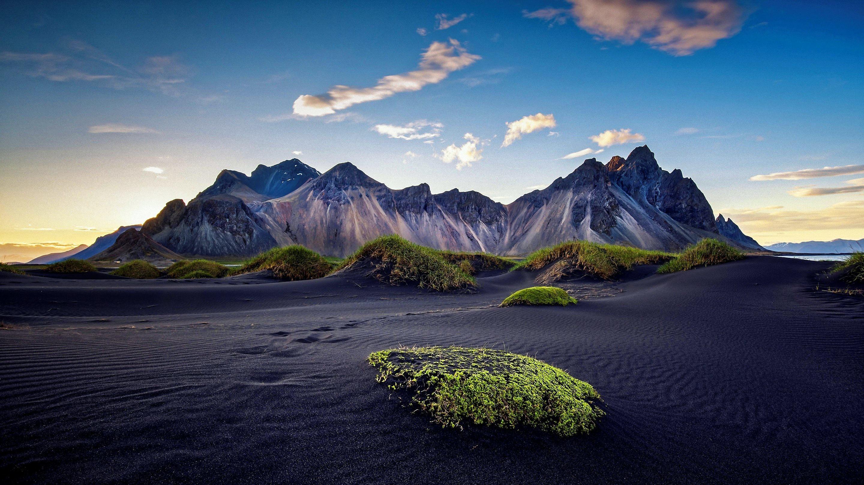 Desert Landscape 4K