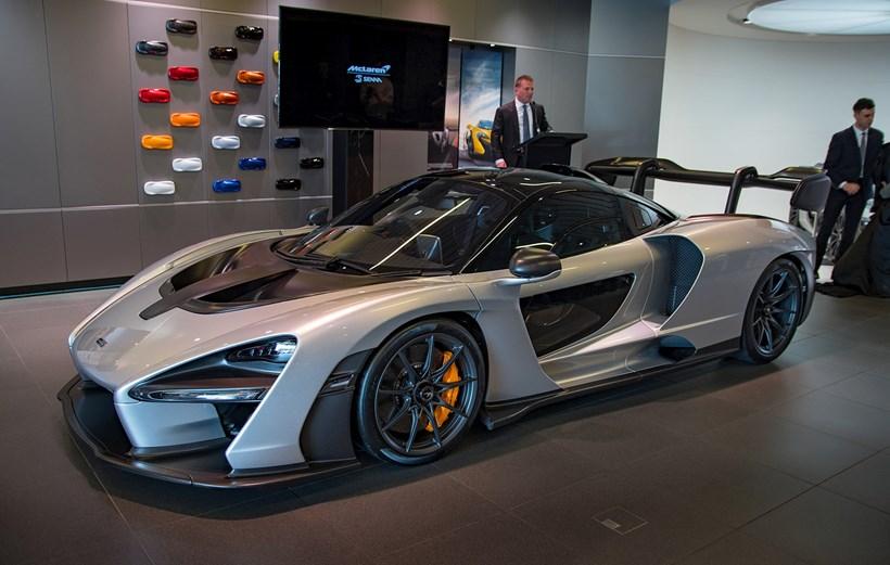 HD McLaren Senna