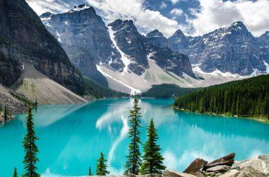 Mountain 4K Lake Wallpaper 25320