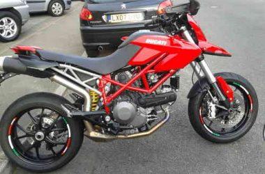 Nice Ducati Corse