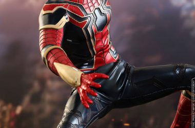 Stunning Iron Spider
