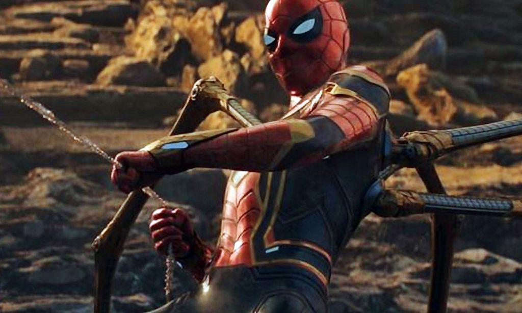 Super Iron Spider