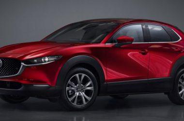 Beautiful Mazda CX-30 25716