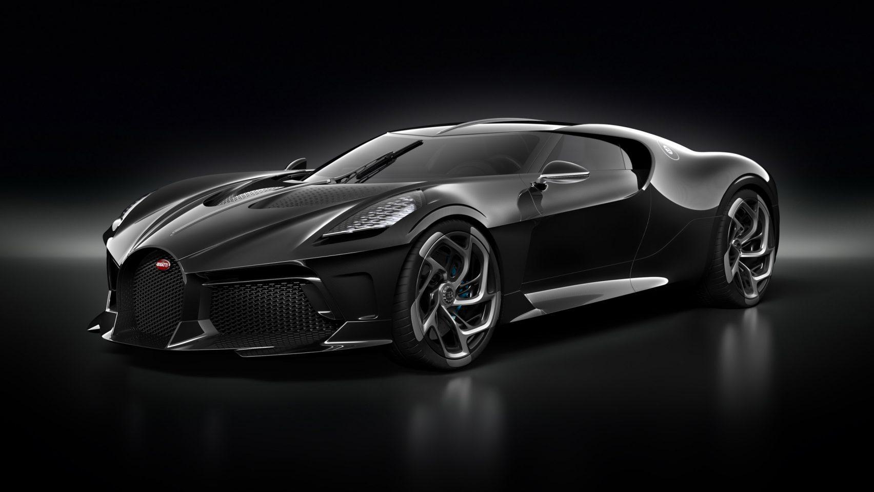 Best Bugatti La Voiture Noire