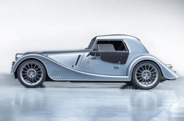Grey Morgan Plus Six 25680