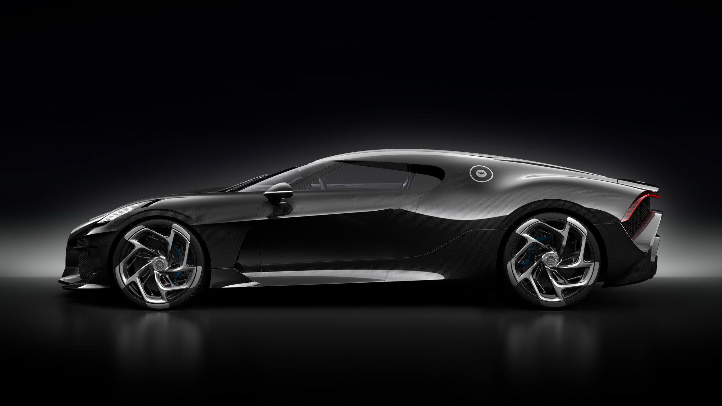 HD Bugatti La Voiture Noire