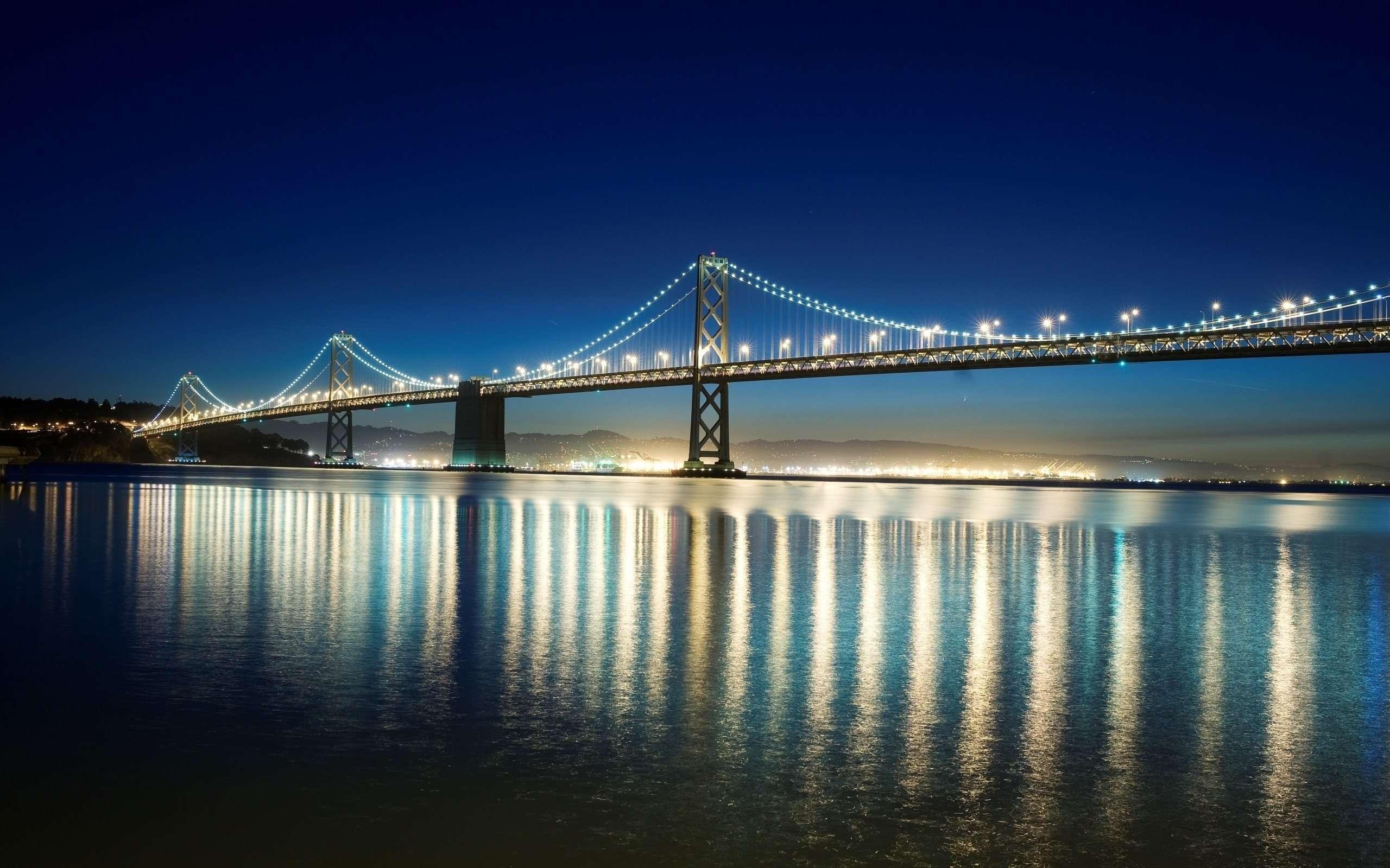 Nice Bay Bridge Wallpaper