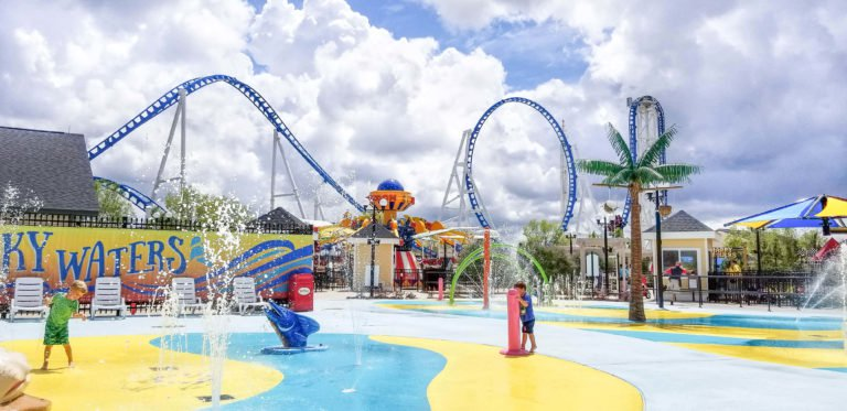 Nice Amusement Park