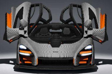 Super LEGO McLaren Senna