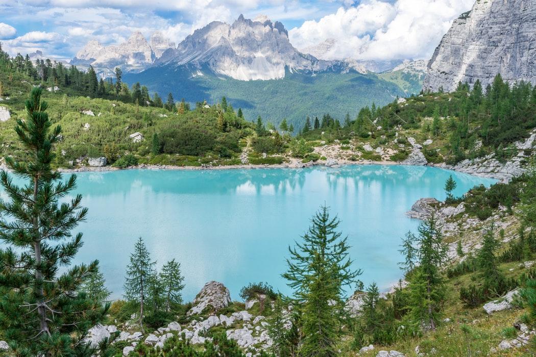 Nature Lake Image