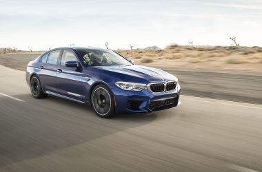 Nice BMW M5