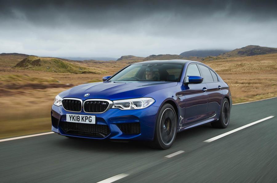 Top BMW M5