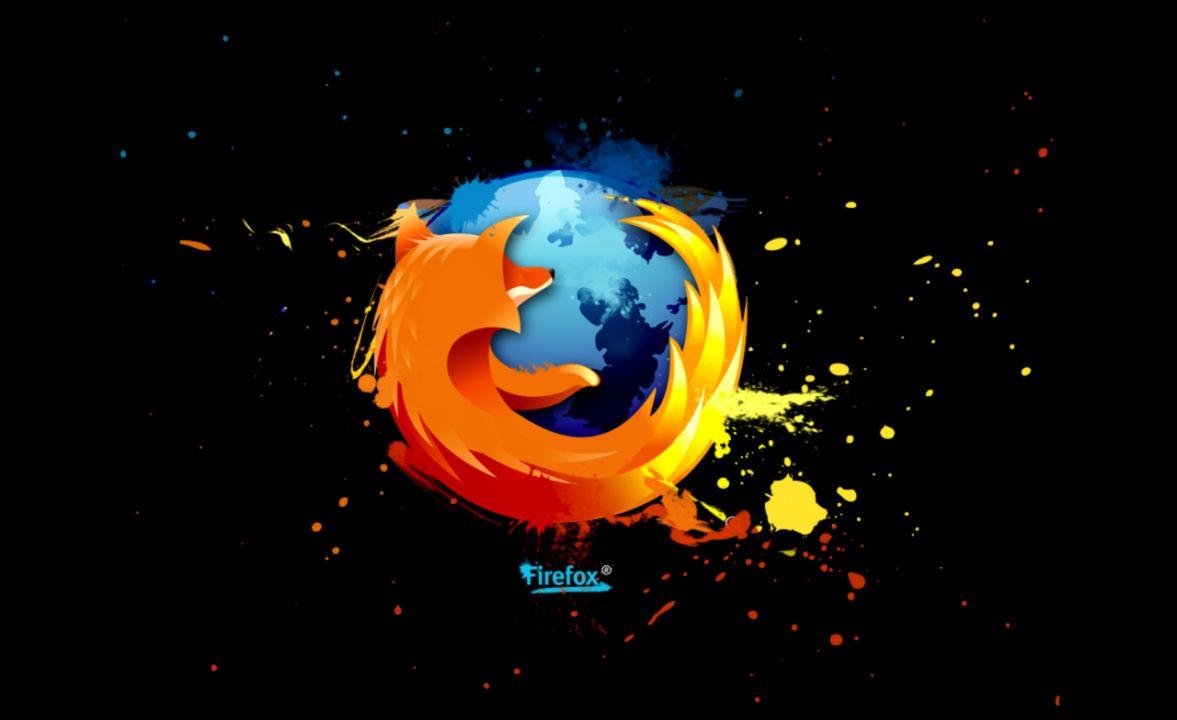 Amazing Firefox Blue Wallpaper