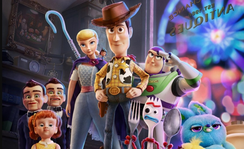 Free Toy Story 4