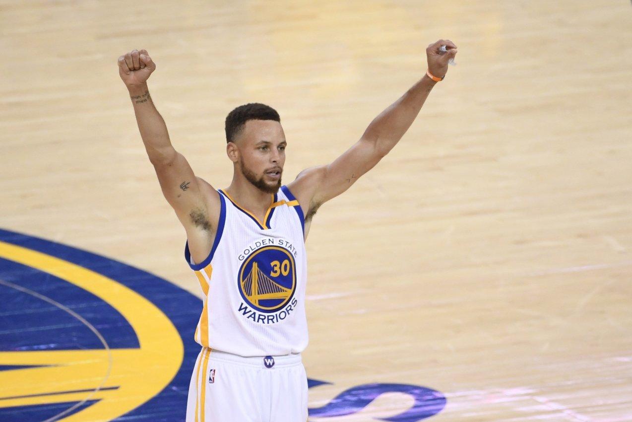 Wonderful Stephen Curry