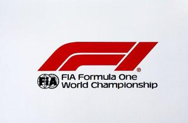 Free Formula 1 Logo
