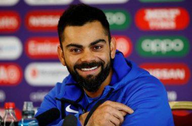 Smiling Face Virat Kohli