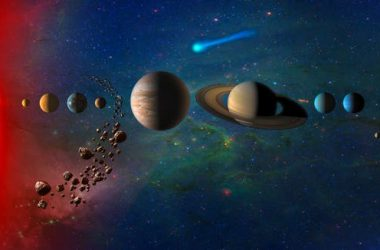 Natural Solar System
